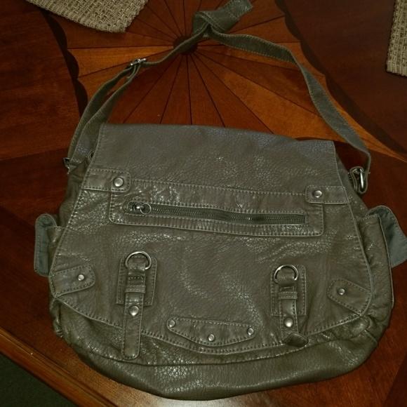 45b91ee65fc7 Converse Handbags - Brownish toupe convers purse crossbody
